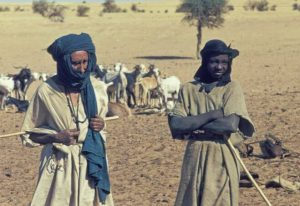 Ancient African people