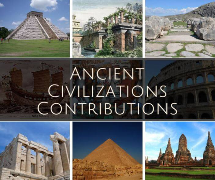 contribution of egyptian civilization The contributions from egypt , one of the oldest civilizations of humanity,  promoted that in society there was a change of course quite.