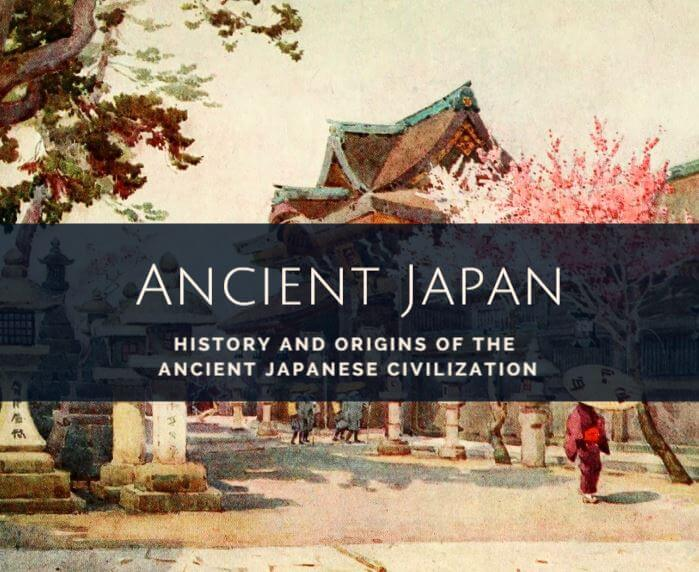 Japan on 12 Early Civilizations