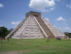 Ancient Mayan timeline