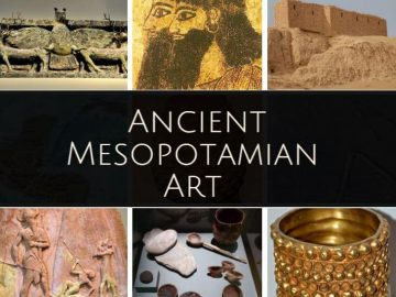 Ancient Mesopotamian Art And Architecture asia archives - page 2 of 2 - ancient civilizations world