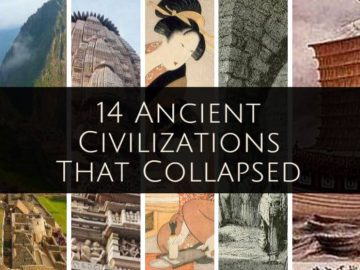 14 ancient civilizations that collapsed