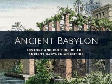 Ancient Babylon history