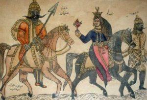 Ancient Islam civilization
