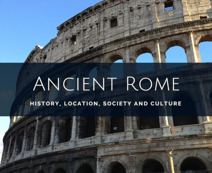 Roman Civilization Ancient Rome: Culture,...