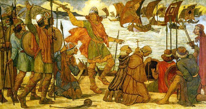 Ancient Viking Civilization