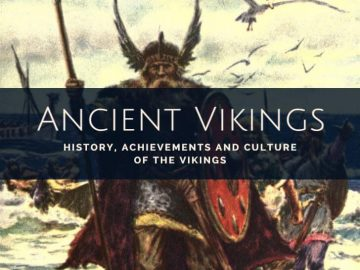 Ancient vikings civilization