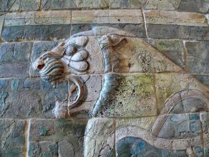 Babylonian art characteristics