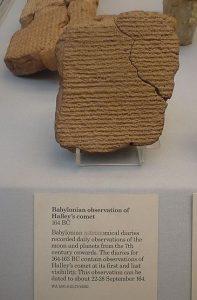 Babylonian astronomy