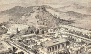 Olympic Games Ancient Greece