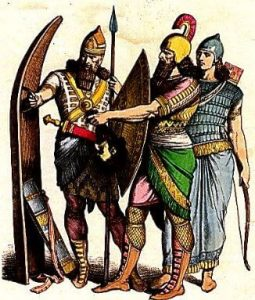 Ancient Assyria timeline
