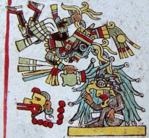 Ancient Mixteca culture
