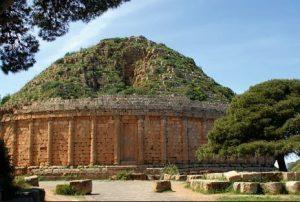 Ancient Numidia timeline