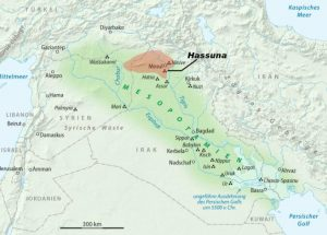 Hassuna - Ancient Mesopotamia