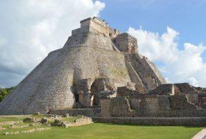 Maya architecture- Uxmal
