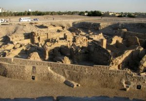 Ancient Sumerian Palace