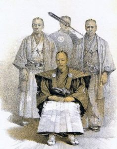 Ancient Japanese clothing