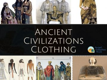 Ancient civilizations clothing