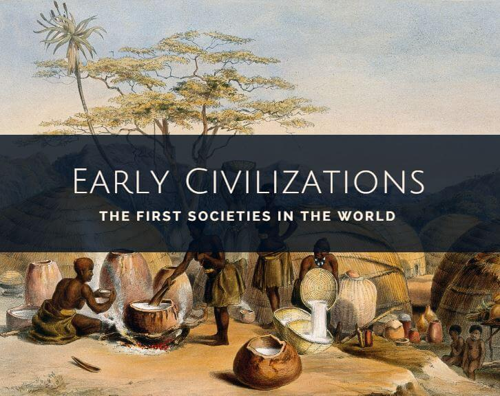 Early civilizations in the world
