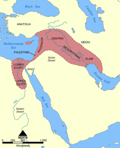 Fertile Crescent early civilizations