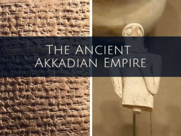Ancient Akkadian civilization