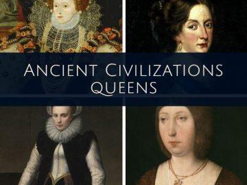 Ancient Civilization Queens