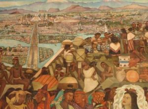 Ancient Tenochtitlan