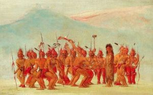 Ancient indians North America