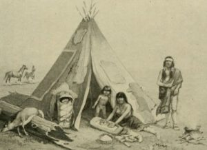 Ancient tribes of the plains