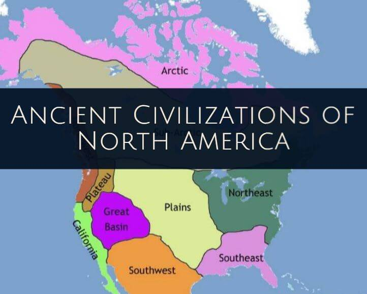 Ancients civilizations North America