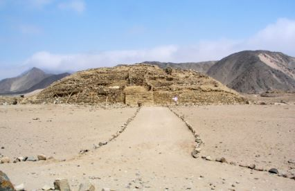Caral Pyramid