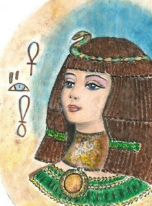 Cleopatra ancient queen