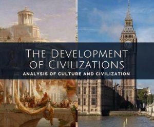 Development of civilizations