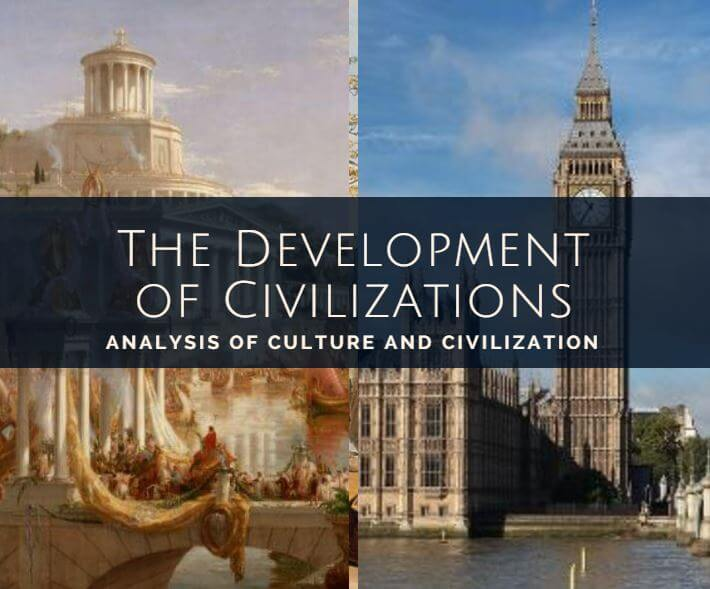 Development of civilizations