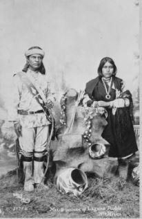 Laguna pueblo tribe