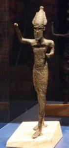 Phoenician god Reshef