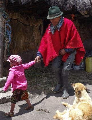 Quechua family life