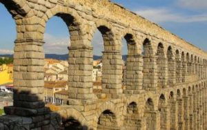 Roman architecture and agriculture
