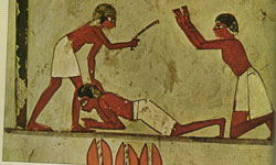 Work in ancient Egypt